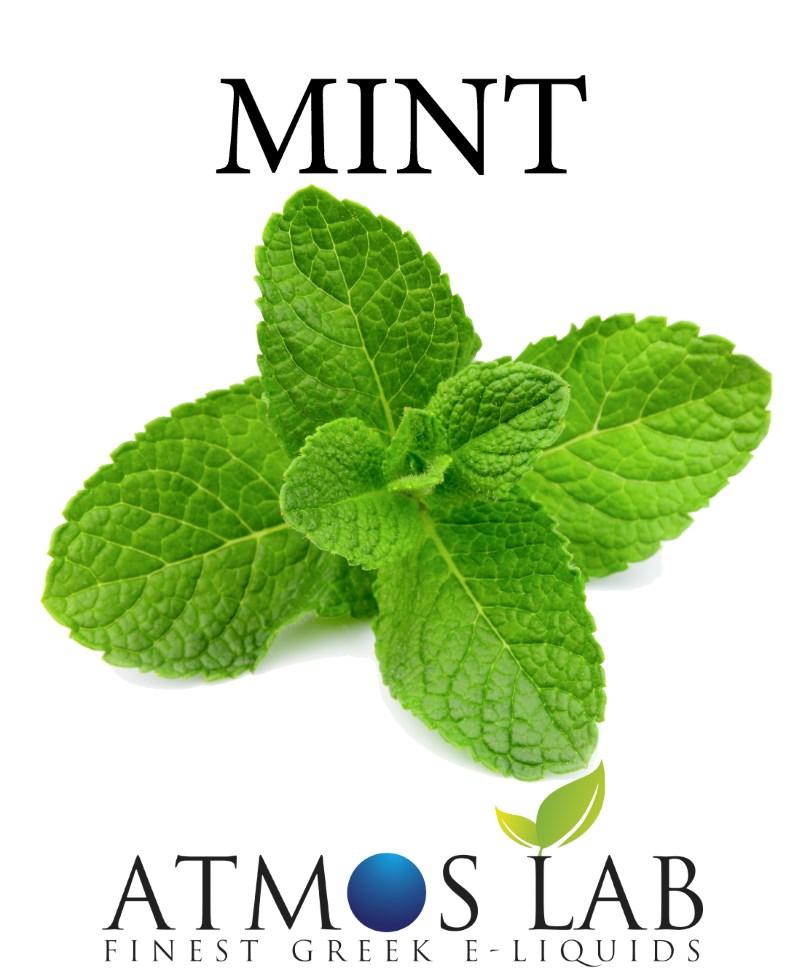 ATMOS LAB υγρό ατμίσματος Mint, Balanced, 0mg νικοτίνη, 10ml - ATMOS LAB 14235