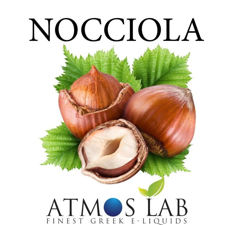 ATMOS LAB υγρό ατμίσματος Nocciola, Balanced, 0mg νικοτίνη, 10ml - ATMOS LAB 14240