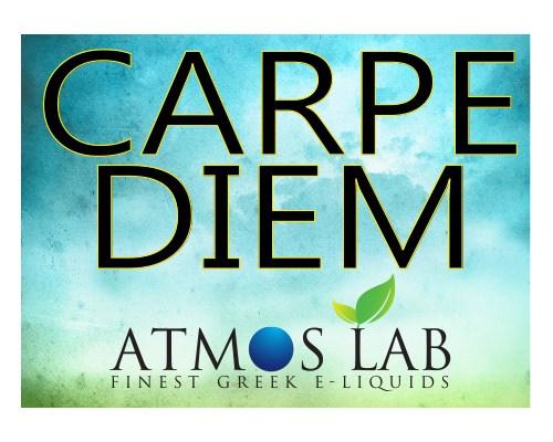ATMOS LAB υγρό ατμίσματος Carpe Diem, Balanced, 6mg νικοτίνη, 10ml - ATMOS LAB 14281