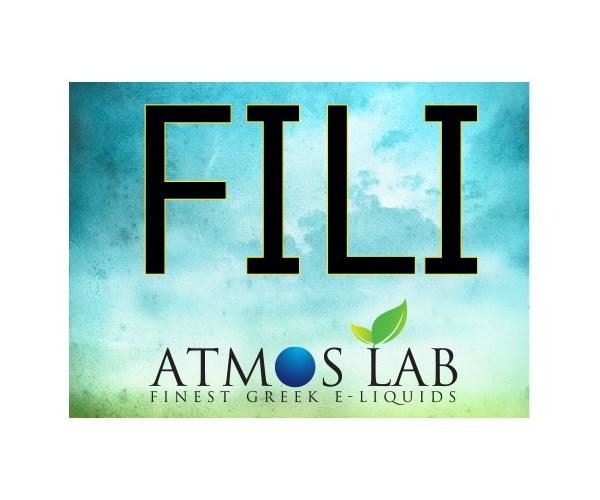 ATMOS LAB υγρό ατμίσματος Fili, Balanced, 3mg νικοτίνη, 10ml - ATMOS LAB 14282