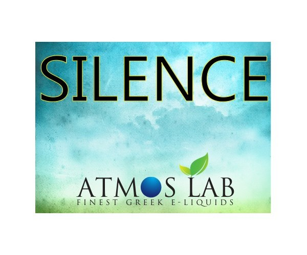 ATMOS LAB υγρό ατμίσματος Silence, Balanced, 6mg νικοτίνη, 10ml - ATMOS LAB 14285