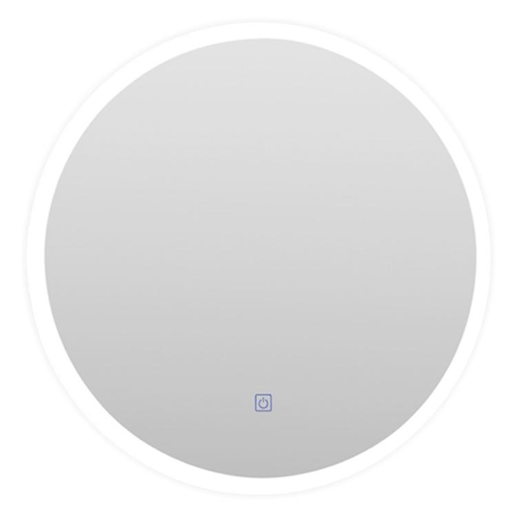 RAVENNA καθρέπτης μπάνιου LED Opera Oval 70, 9.36, Φ70, λευκός - UNBRANDED 35972