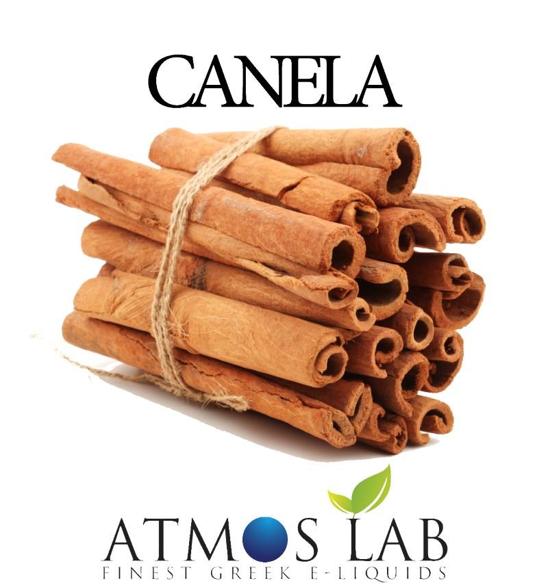 ATMOS LAB υγρό με γεύση Canela για υγρό ατμίσματος (DIY), 10ml - ATMOS LAB 14133
