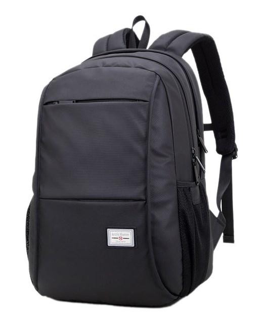 ARCTIC HUNTER τσάντα πλάτης 20005-BK, laptop, αδιάβροχη, μαύρη - ARCTIC HUNTER 22837