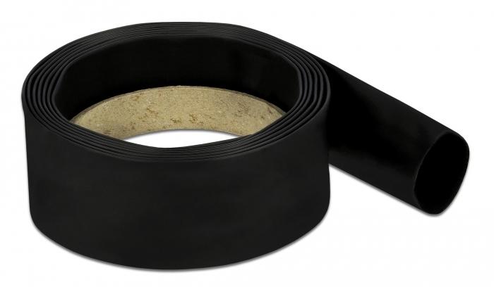 DELOCK Θερμοσυστελλόμενο μονωτικό για καλώδια 20670, 2mx25.4mm, 4:1 - DELOCK 28633