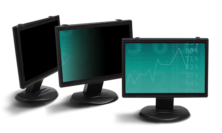 """Used Οθόνες LCD 24"""", 1680 x 1050px, 16:9, Black/Silver, FQ - UNBRANDED 17561"""