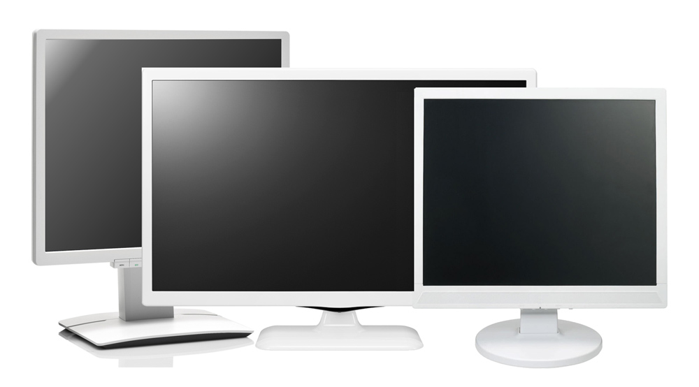 """Used Οθόνη LCD/LED 22"""", 1680 x 1050px, 16:9, White, FQ - UNBRANDED 14028"""