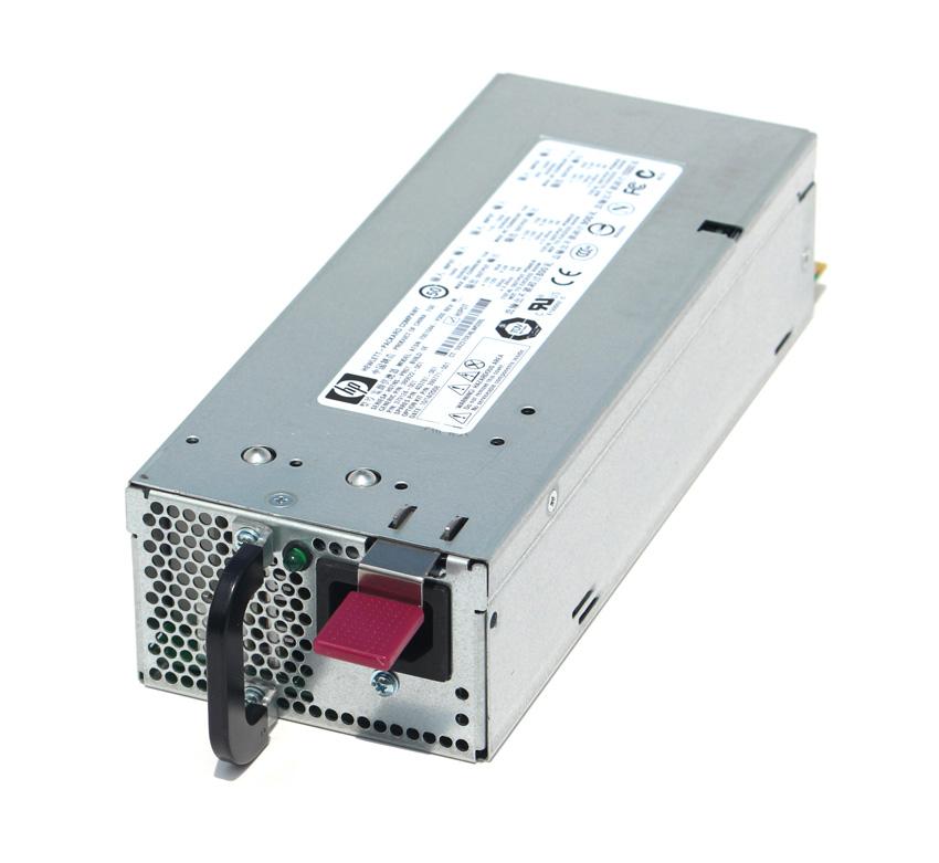 HP used PSU 379124-001 για HP DL380 ML350 370 G5, 1000W - HP 18163