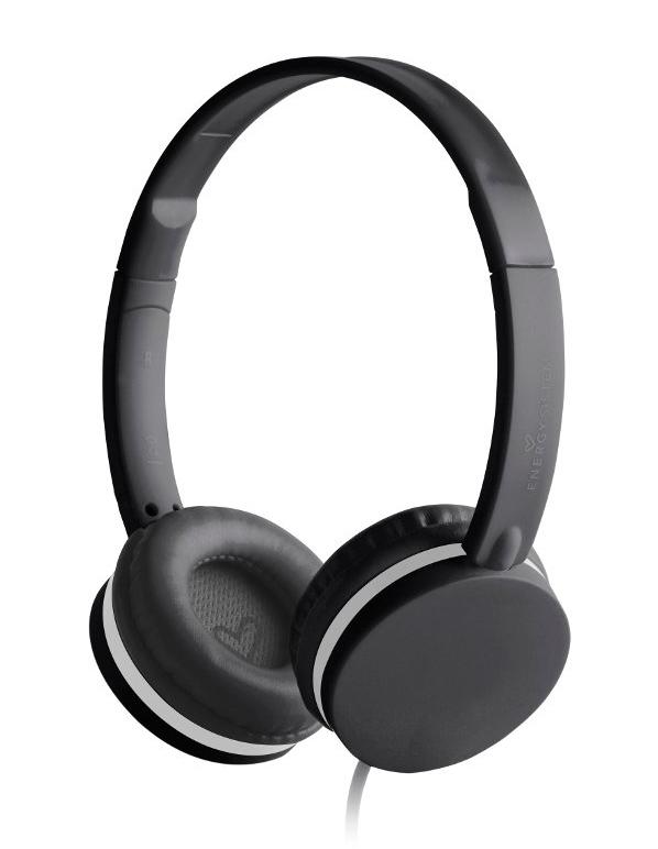 ENERGY SISTEM Sports headphones 394920 με μικρόφωνο, 105dB, 40mm, μαύρο - ENERGY SISTEM 18623
