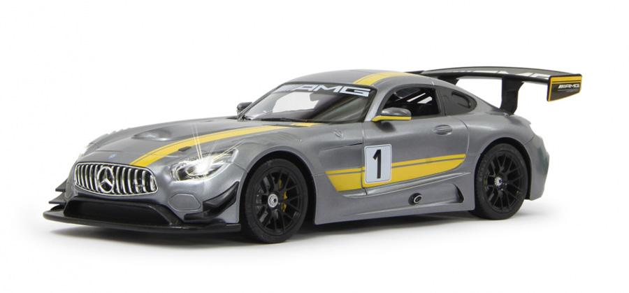 RASTAR Τηλεκατευθυνόμενο αυτοκίνητο Mercedes AMG GT3, Radio control 1:14 - RASTAR 18698