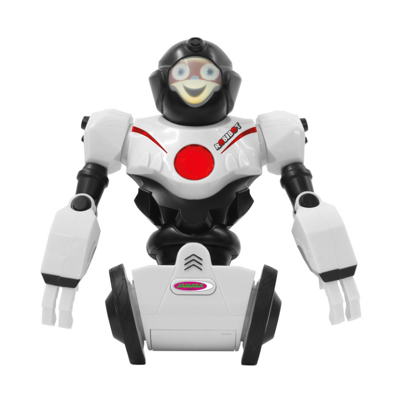 JAMARA Τηλεκατευθυνόμενο robot Robibot, Bluetooth, LED, ηχογράφηση - JAMARA 18293