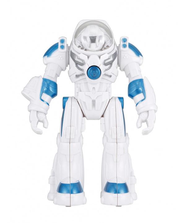 JAMARA Τηλεκατευθυνόμενο robot Spaceman mini με ήχο, LED, λευκό - JAMARA 18576