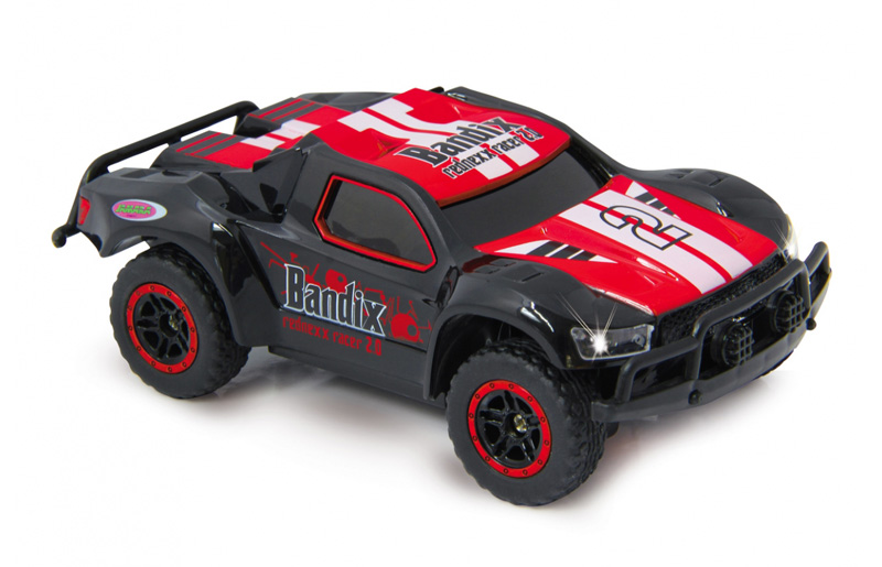 JAMARA Τηλεκατευθυνόμενο Bandix Rednexx 2.0 Monstertruck, 1:43, 4WD, LED - JAMARA 18574