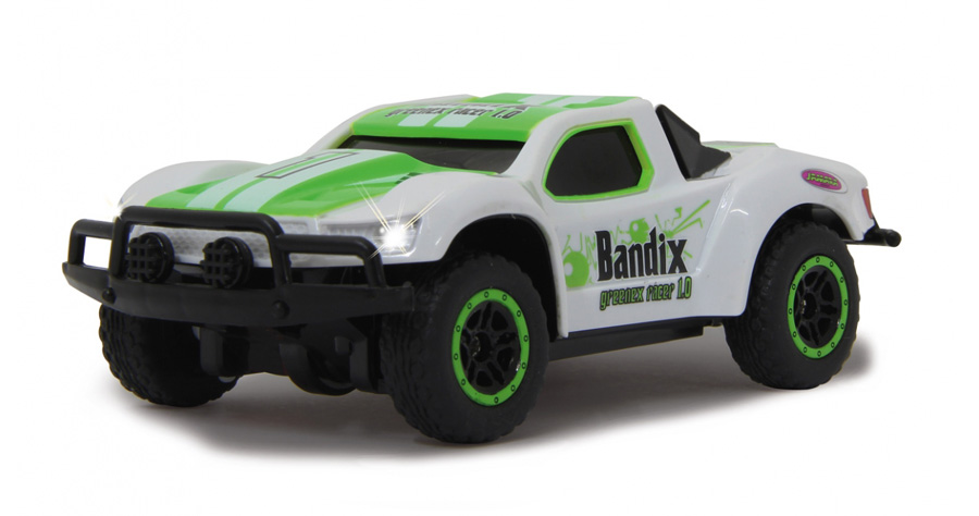 JAMARA Τηλεκατευθυνόμενο Bandix Greenex 1.0 Monstertruck, 1:43, 4WD, LED - JAMARA 18575