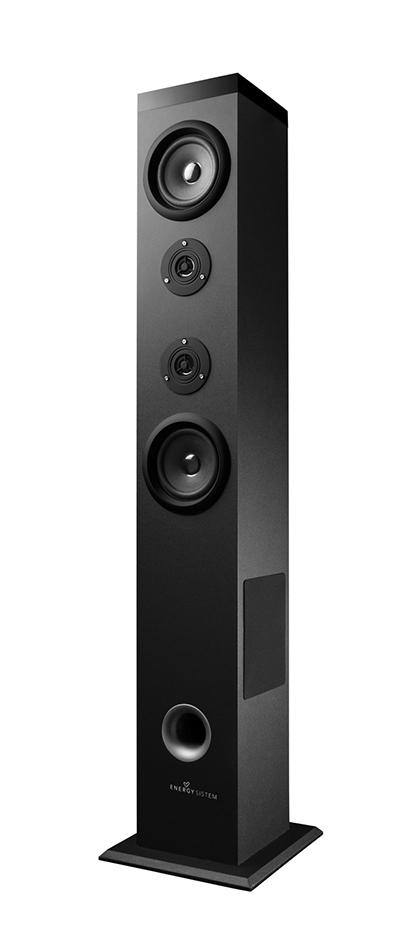 ENERGY SISTEM ηχείο Tower 5, Bluetooth, 2.1ch, USB/SD/FM, 60W, μαύρο - ENERGY SISTEM 18653