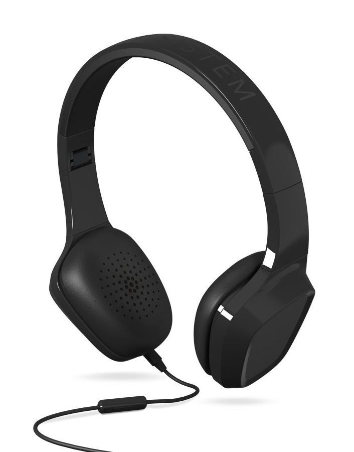 ENERGY SISTEM headphones 1 με μικρόφωνο, 40mm, 110dB, μαύρο - ENERGY SISTEM 18629