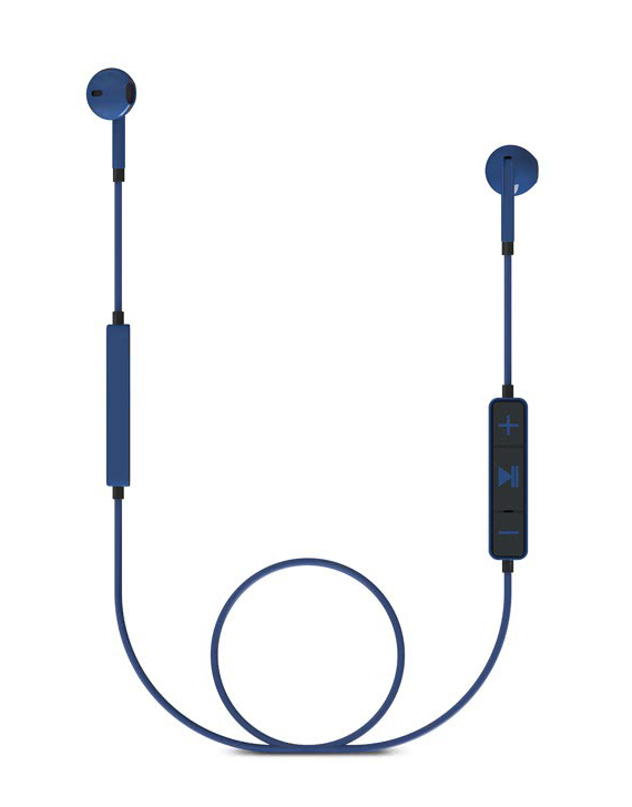 ENERGY SISTEM Bluetooth earphones 1 με μικρόφωνο, μπλε - ENERGY SISTEM 18630
