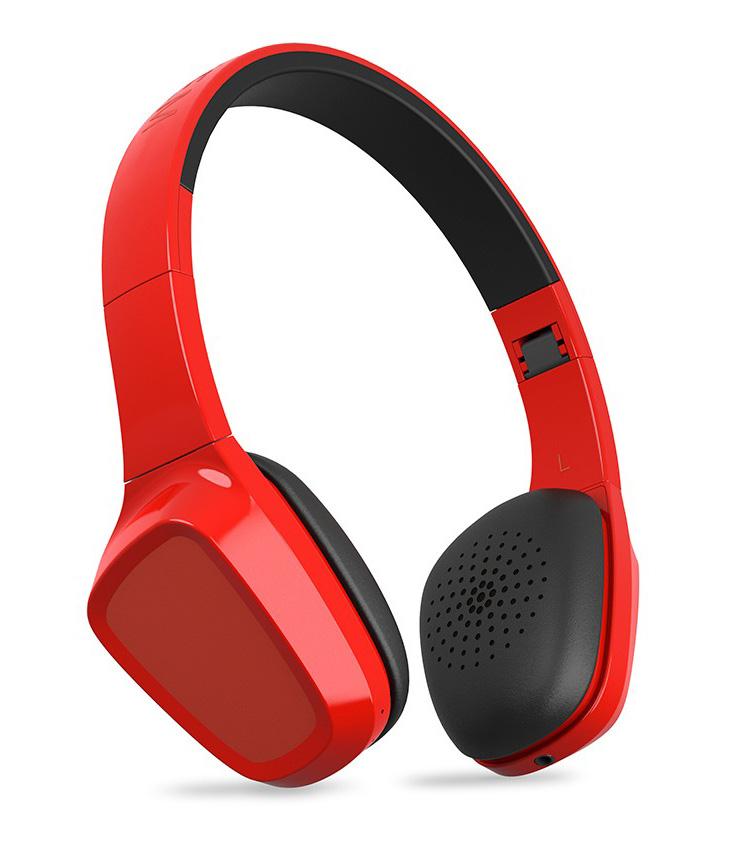 ENERGY SISTEM Bluetooth headphones 1 με μικρόφωνο, 40mm, 93dB, κόκκινο - ENERGY SISTEM 18649