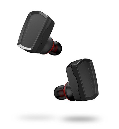 ENERGY SISTEM Bluetooth earphones 6 True Wireless με μικρόφωνο, μαύρο - ENERGY SISTEM 18656