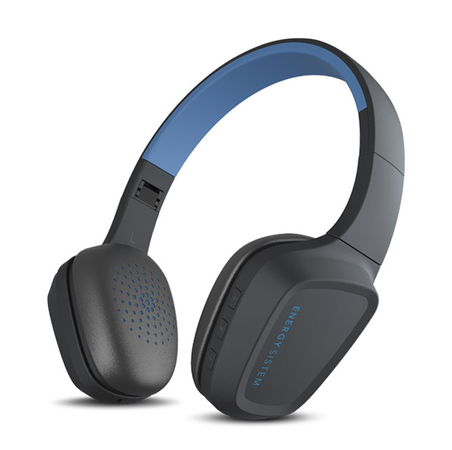 ENERGY SISTEM Bluetooth headphones 3 με μικρόφωνο, 40mm, μαύρο - ENERGY SISTEM 18643