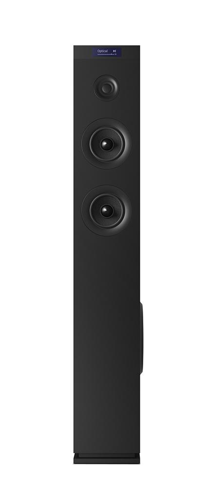 ENERGY SISTEM ηχείο Tower 8 G2, Bluetooth, 2.1ch, USB/SD/FM, 120W, μαύρο - ENERGY SISTEM 19029