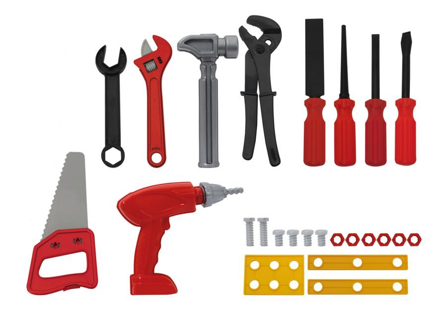 JAMARA παιδικό σετ εργαλείων, 25 εργαλεία - JAMARA 18573