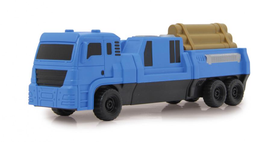 RASTAR Building Blocks με μαγνήτη, φορτηγό - RASTAR 18704