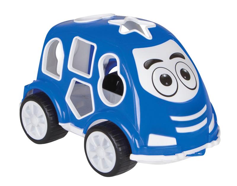 JAMARA Εκπαιδευτικό αυτοκίνητο εκμάθησης σχημάτων 460291, μπλε - JAMARA 18572
