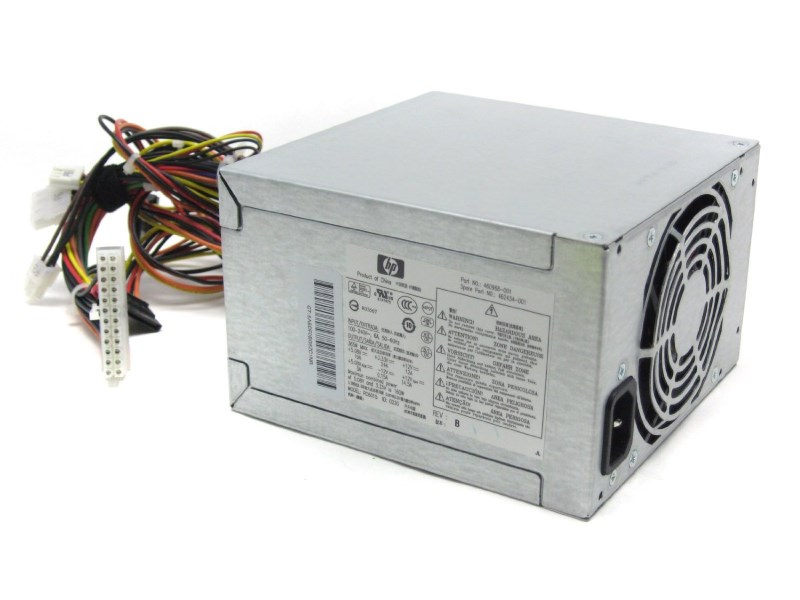 HP used PSU 460968-001, for DC7800, DC7900 Tower 365W - HP 8363