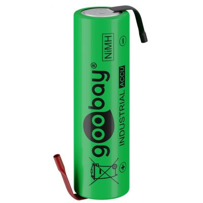 GOOBAY επαναφορτιζόμενη μπαταρία 55509, 2100mAh, AΑ (HR6), 1τμχ - GOOBAY 37334