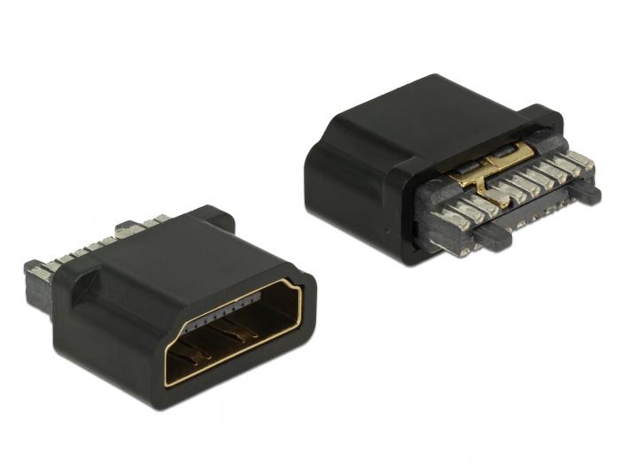 DELOCK Connector HDMI-A, female - DELOCK 18465