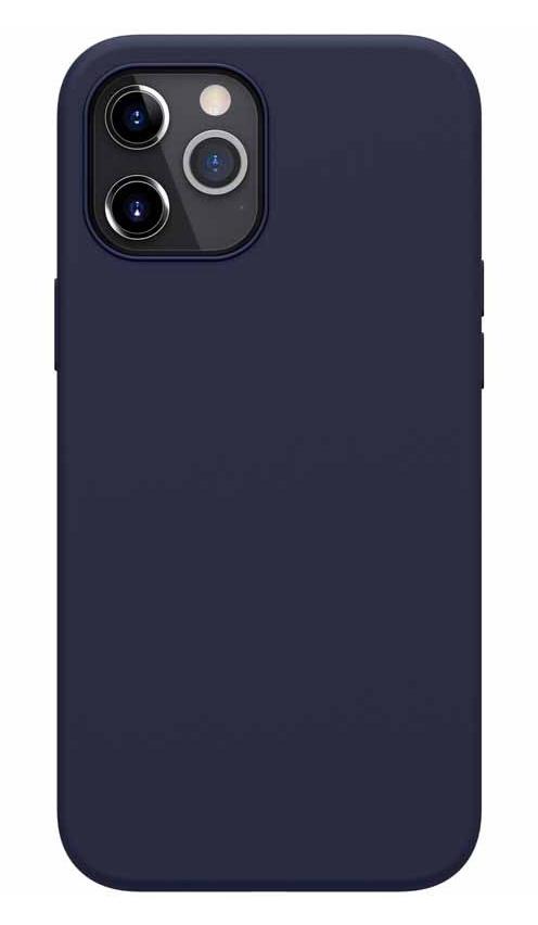 NILLKIN θήκη Flex Pure για Apple iPhone 12/12 Pro, μπλε - NILLKIN 37130