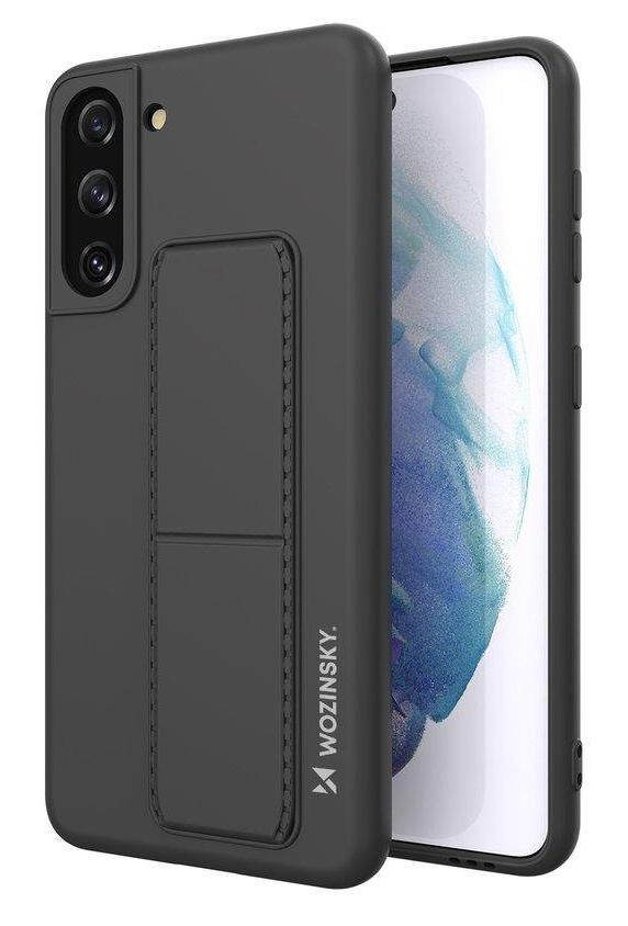 WOZINSKY θήκη Kickstand 69569 για Samsung S21 5G, μαύρη - WOZINSKY 42571