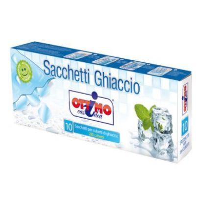 OTTIMO CASIDEA παγοκυψέλες μιας χρήσης, 280 παγάκια, 10τμχ - OTTIMO CASIDEA 30614