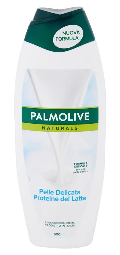 PALMOLIVE Αφρόλουτρο Naturals με πρωτεΐνες γάλακτος, 750ml - PALMOLIVE 30739