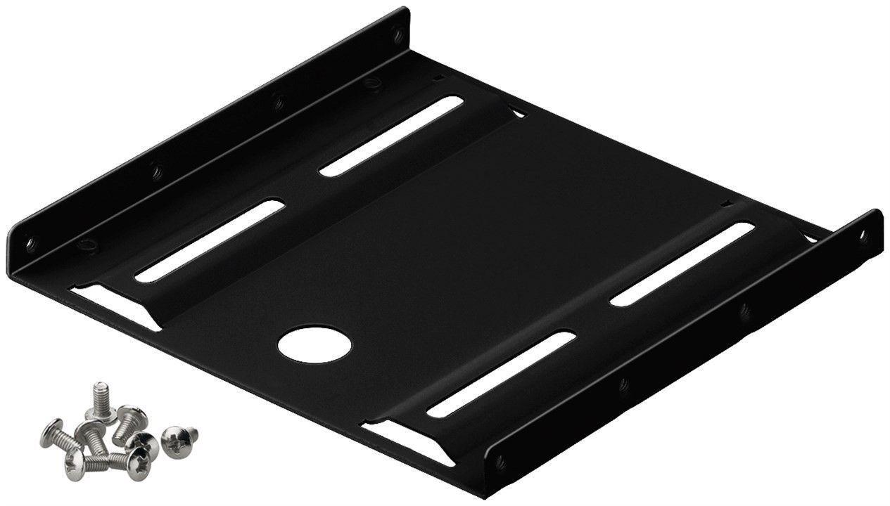"GOOBAY Tray Μετατροπής από 3.5"" σε 2.5"", μεταλλικό, μαύρο - GOOBAY 1357"
