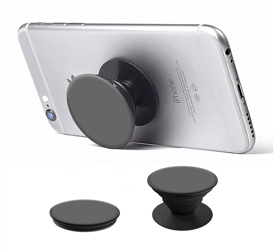Pop mobile stand & holder με βάση αυτοκινήτου, Black - UNBRANDED 15822