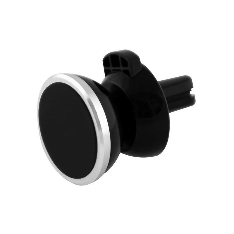 Μαγνητική βάση αεραγωγού αυτοκινήτου για Smartphone, Silver - UNBRANDED 15826