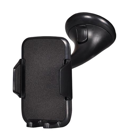 "Universal Βάση αυτοκινήτου για Smartphone 4"" - 5.5"", Black - UNBRANDED 16354"