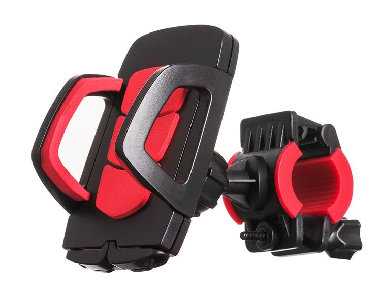 Βάση ποδηλάτου για Smartphone Handlebar με 360° περιστροφή, Black - UNBRANDED 16599