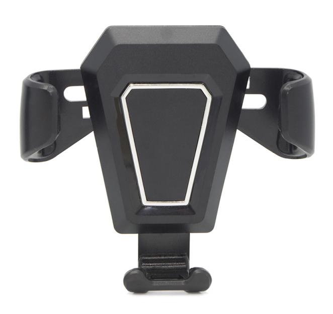 "Universal Βάση αεραγωγού αυτοκινήτου MV2 για Smartphone έως 6"", Black - UNBRANDED 16776"