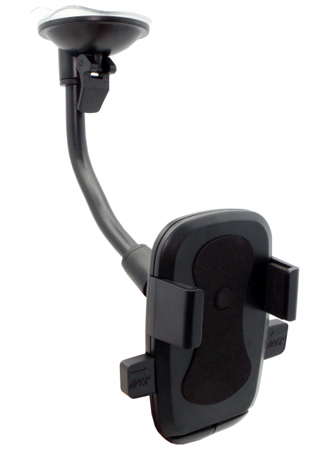 "Universal Βάση αυτοκινήτου N2 Click για Smartphone 6"", Black - UNBRANDED 16779"
