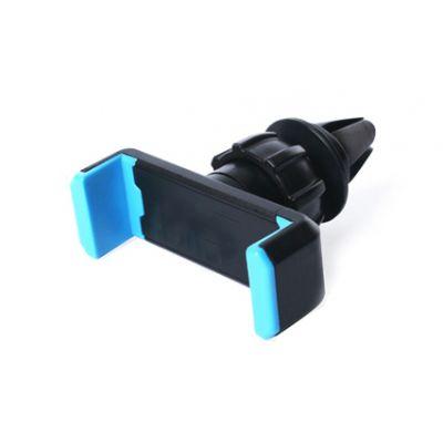 Bάση αεραγωγού αυτοκινήτου για Smartphone, μαύρη-μπλε - UNBRANDED 18211