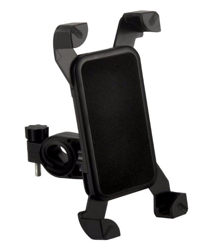Βάση κινητού MoboRide 1 για ποδήλατο 9 - 18cm, μαύρη - UNBRANDED 18213