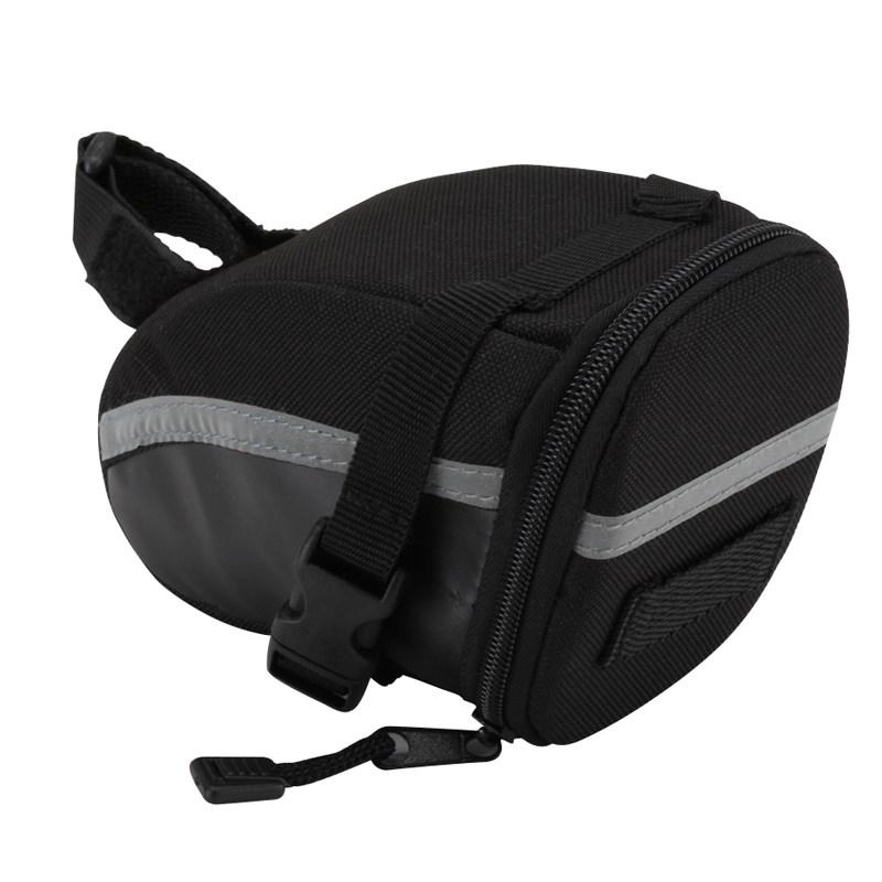 ROSWHEEL Τσάντα σέλας ποδηλάτου, Black - ROSWHEEL 17328