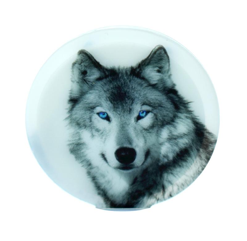 Sticky Pad για smartphone, πολλαπλών χρήσεων, Wolf - UNBRANDED 17397