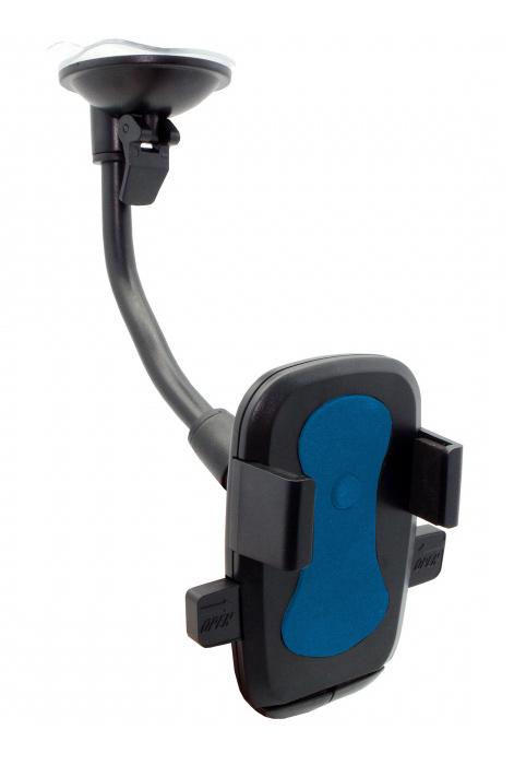 "Universal Βάση αυτοκινήτου N2 Click για Smartphone 6"" μπλε - UNBRANDED 18229"