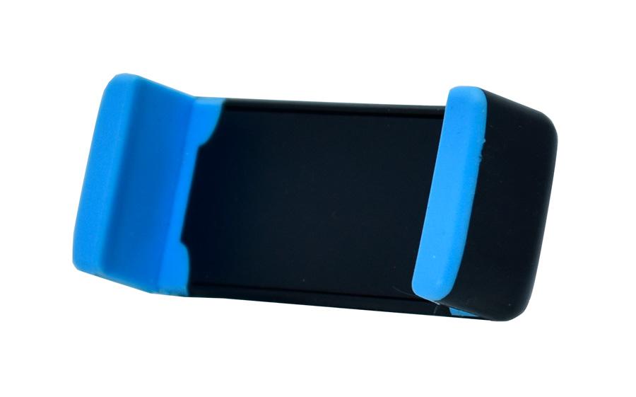 Βάση αεραγωγού αυτοκινήτου CH-VENT για Smartphone, μαύρη-μπλε - UNBRANDED 18209