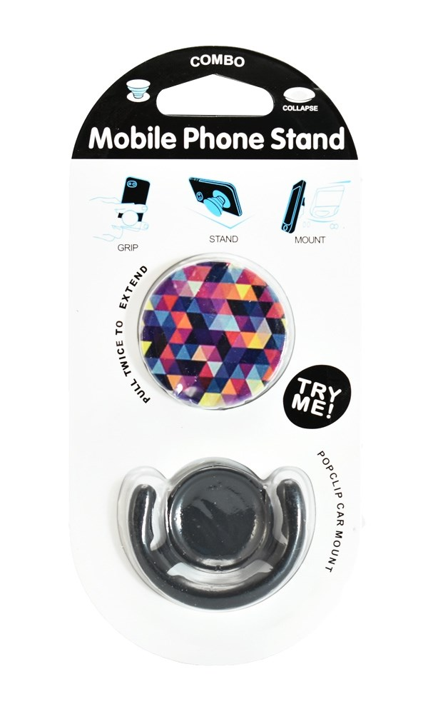 Pop mobile stand & holder με βάση αυτοκινήτου, Colors - UNBRANDED 21695