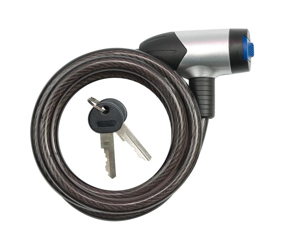 VOREL Κλειδαρία ασφαλείας ποδηλάτου 10x1500mm - VOREL 21563